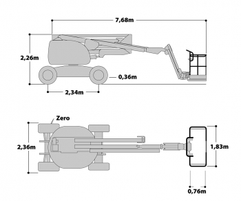 JLG 510AJ