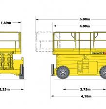 Haulotte H15SX